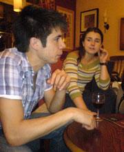 Jamie and Sa